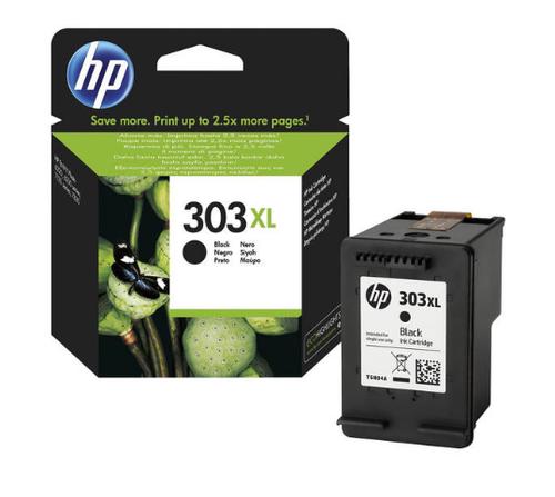 Tint HP 303XL (T6N04AE) must 600lk
