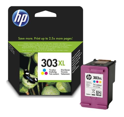 HP 303XL (T6N03AE) 3e värviline tint