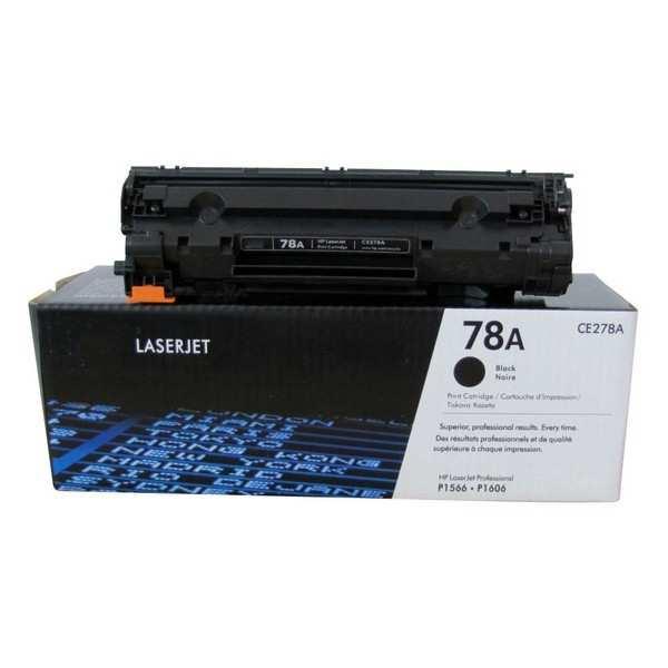 HP 78A (CE278A) must toonerikassett