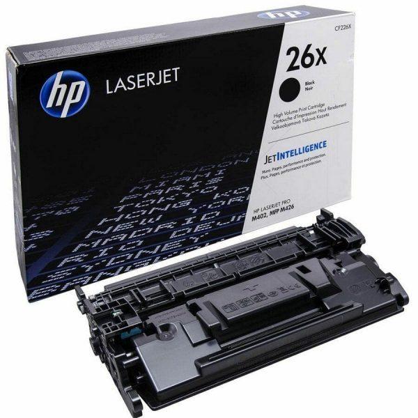 HP CF226X (26X) must toonerikassett